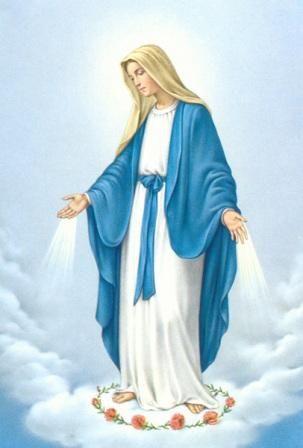 Advocaciones Virgen Maria Virgen Inmaculada Concepcion Virgen De La Inmaculada Inmaculada