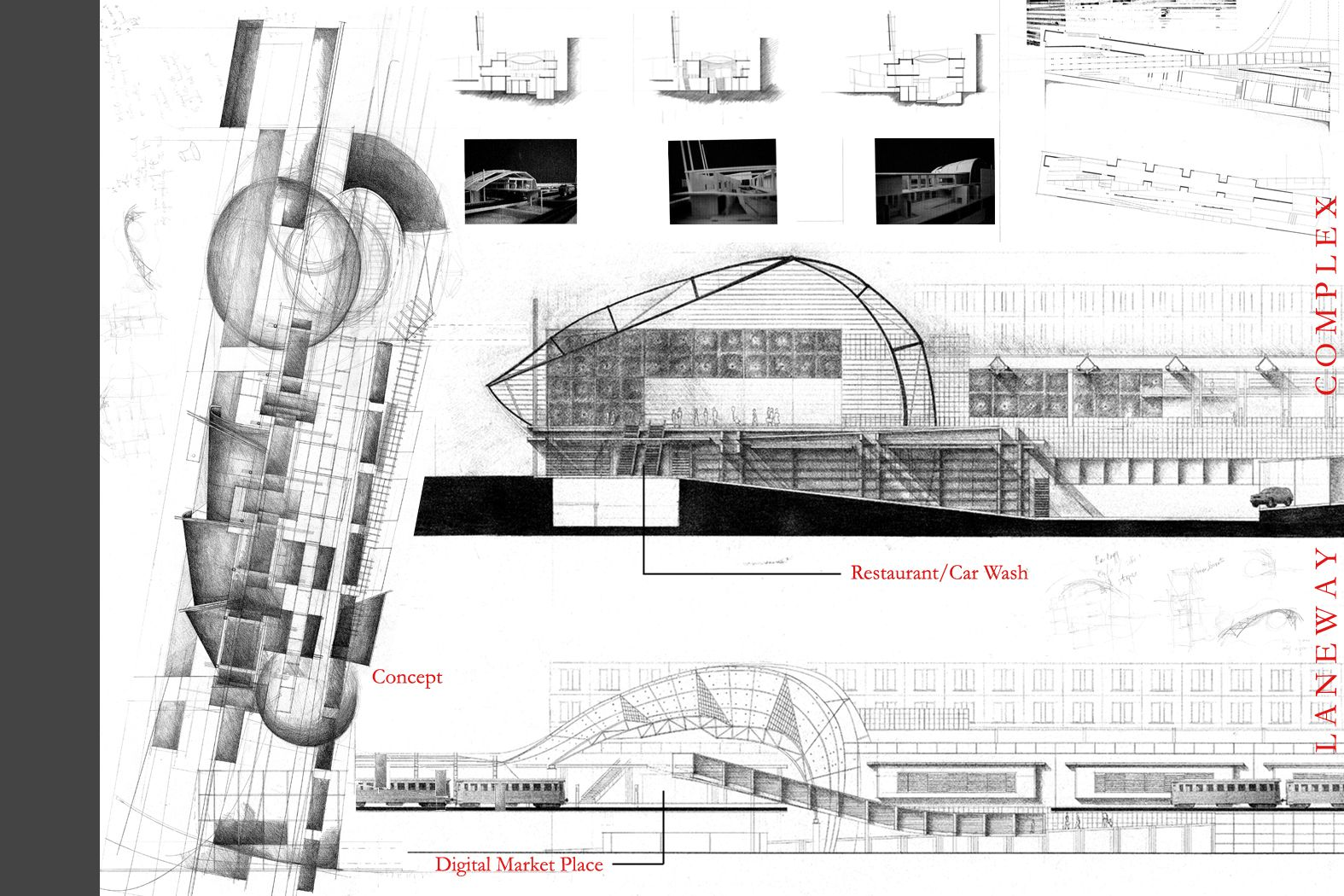 Architecture Thesis Presentation Pinterest Shopping Mall