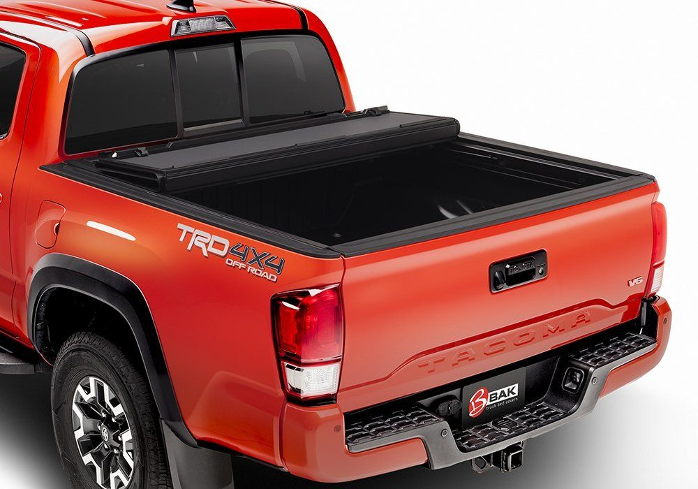 5 Top Most Durable Hard Tonneau Covers for 2020 Toyota