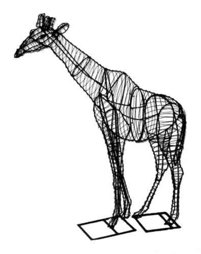 Giraffe 72\