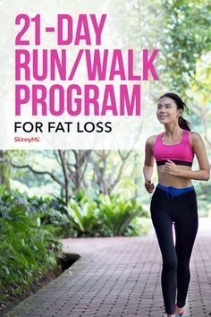 Photo of 21-Day Run/Walk Program for Fat Loss