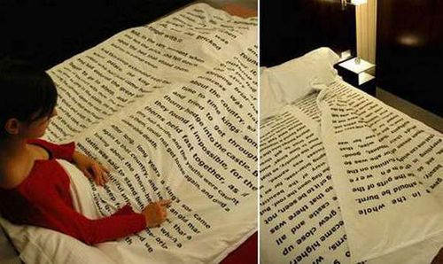 Story Book Bed Sheets