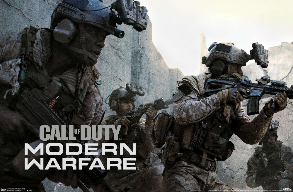 Call Of Duty Modern Warfare Campaign Modern Warfare Call Of Duty Campaign Posters