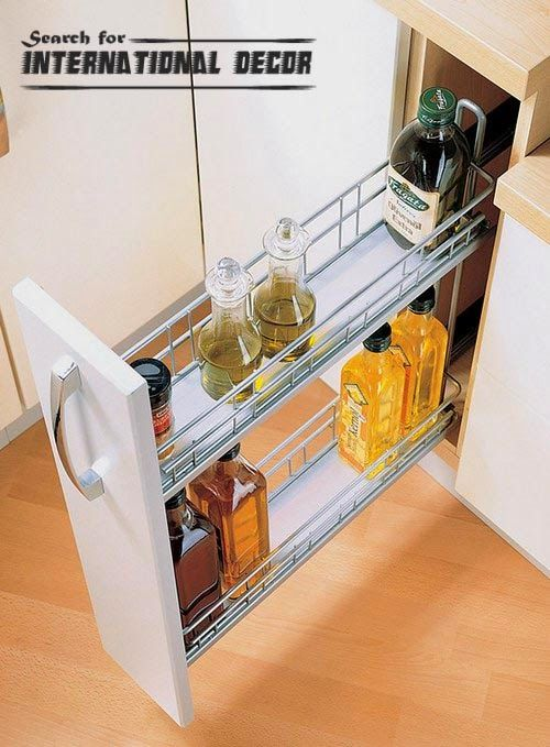 Pull Out Drawers And Shelves System For Kitchen Kitchen Room Design Diy Kitchen Storage Home Decor Kitchen