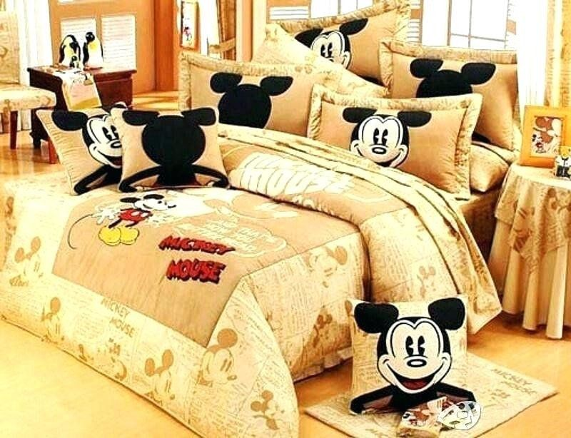 Mickey And Minnie Mouse Bedroom Ideas Usefull Information