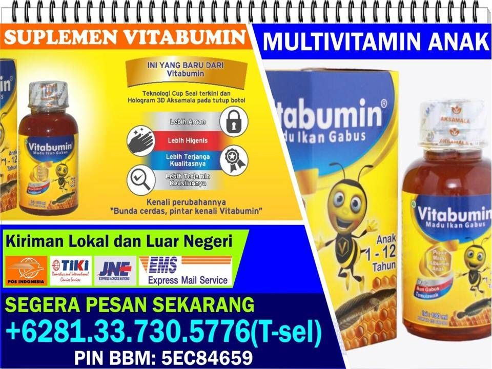 Produk Multivitamin, Multivitamin Nutrisi Anak, Produk
