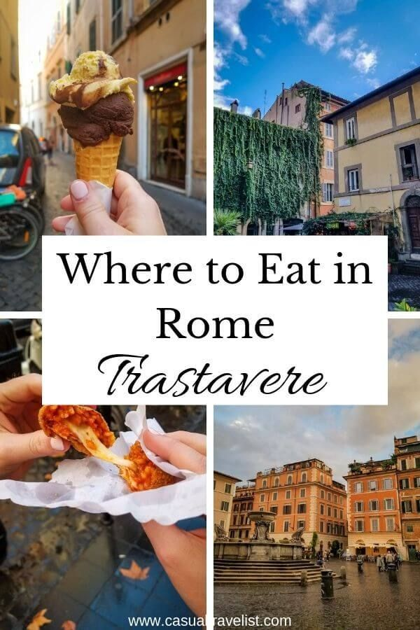 Photo of 3 Meals: Where to Eat in Rome's Trastevere Neighborhood –  3 Meals – Where to …