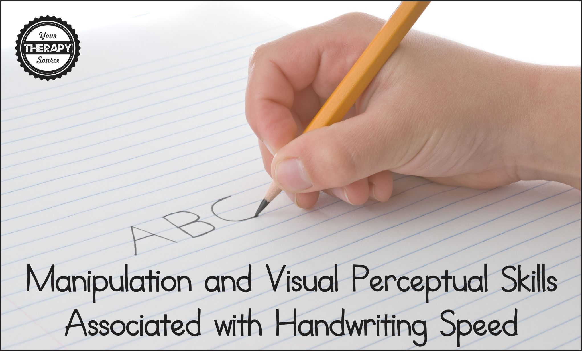 Visual Perceptual Abilities Especially Visual Closure
