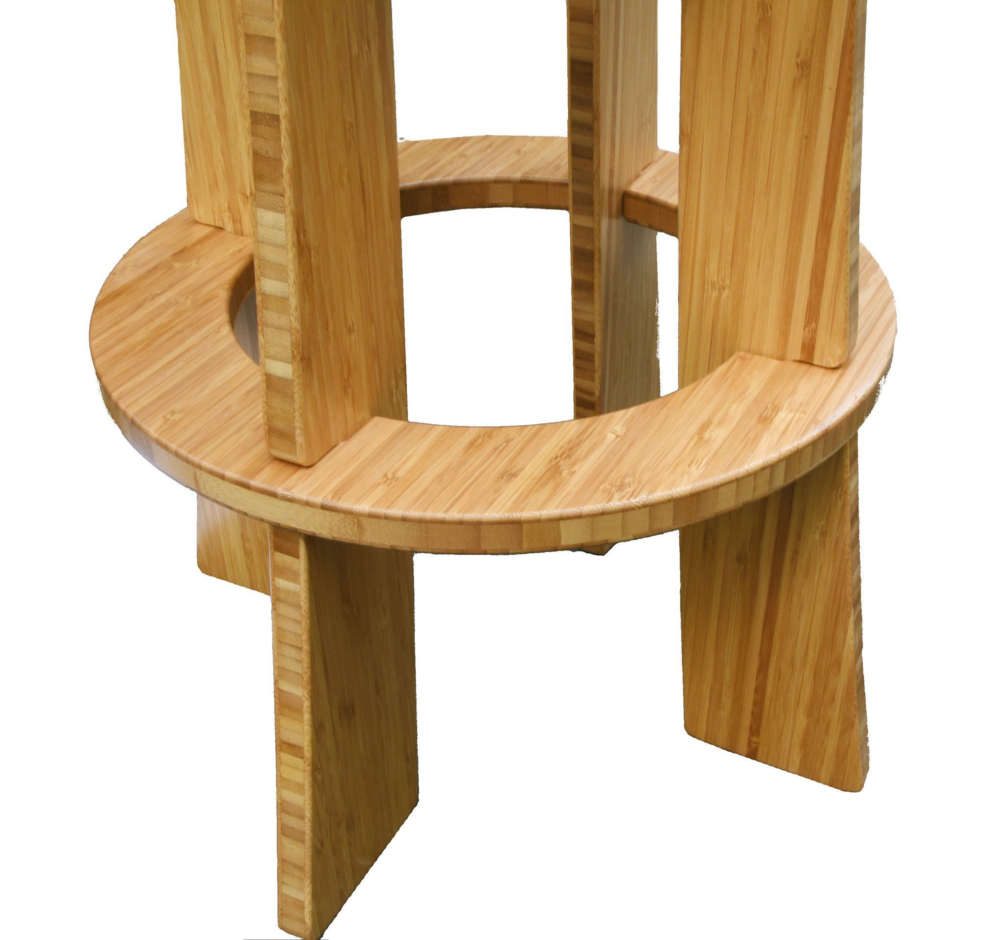 bamboo spin mid seat stool stools a century have take pin and bar