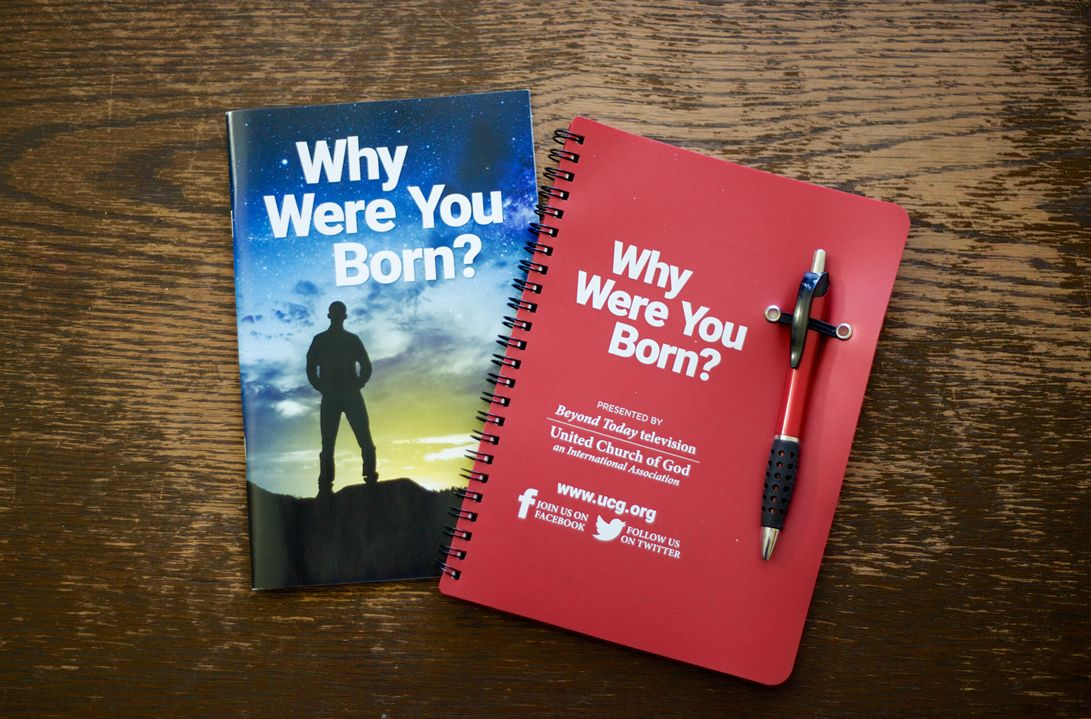 whywereyouborn seminar attendees will receive the free Bible