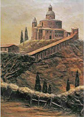 Madonna di San Luca - il suo Santuario in Bologna | Italy ...