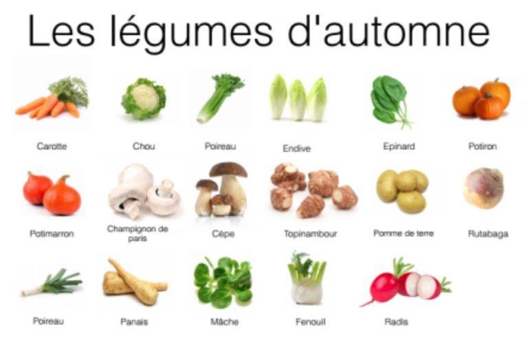 Top 10 des légumes d'automne pour rester en forme ...