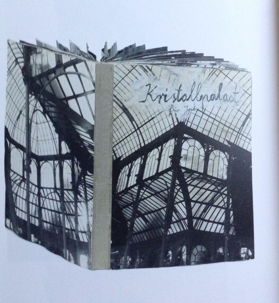 Jelens Anselm Kiefer Kristallpalast 1998 Book Sculpture Artist Books Book Art