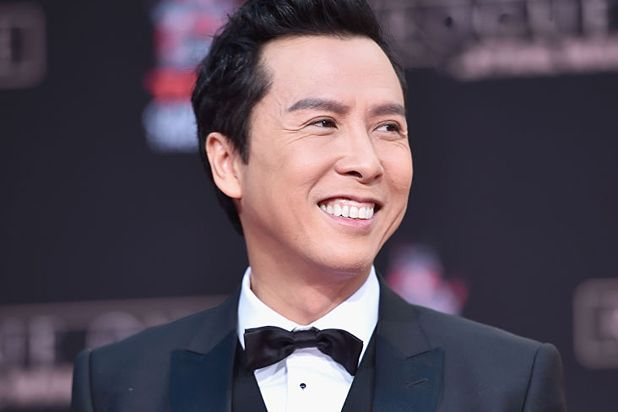 'Rogue One' Star Donnie Yen Is Hollywood's Perfect Breakout Star for 2017