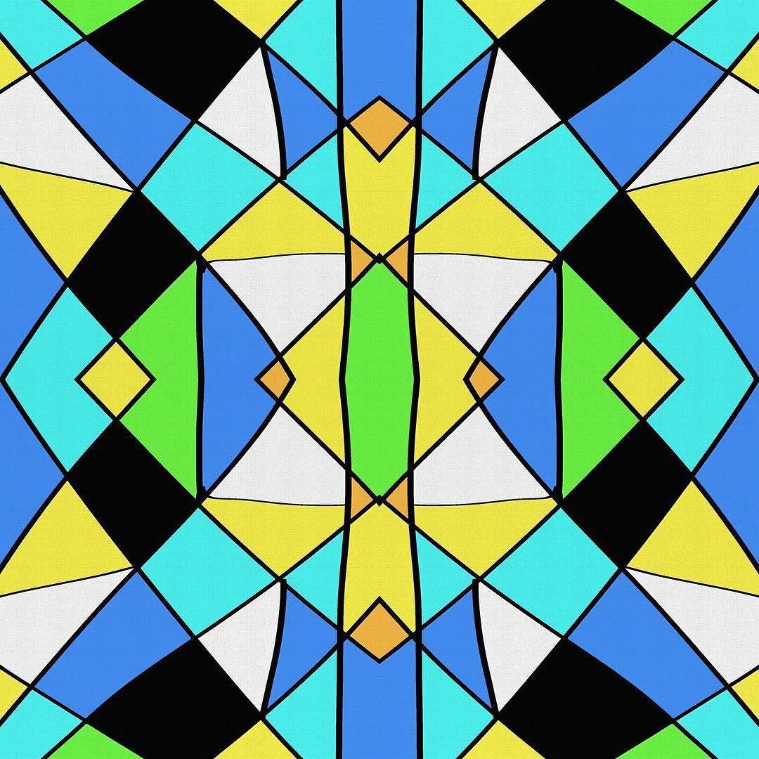 #freshinteriors #bolddecor #instaart #instadaily #interior #interiordesign #interiors #design #talent #talentedpeopleinc #textiles #textileart #tiles #mirrorphoto #inquiries #freelancer #handdrawn #readyforthis #newnewnew #geometric #blueandyellow #green by alice_c_kelly