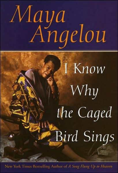 Quotes From Maya Angelou S I Know Why The Caged Bird Sings Oprahs Book Club Books Book Worth Reading