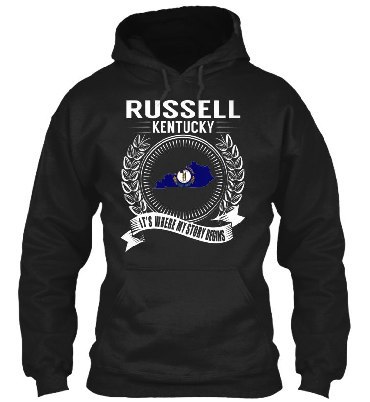 Russell, Kentucky - My Story Begins