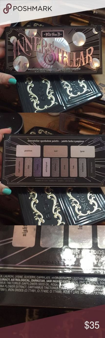 Eye Shadow Light Kat Von D 53 Super Ideas Eye Eyeshadow Eyeshadow Palette Kat Von