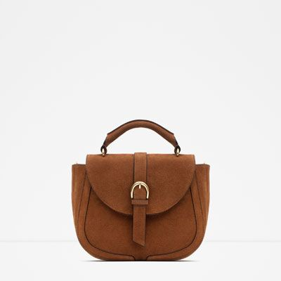 Bags MESSENGER Pinterest 99 Zara from WITH LEATHER BAG BUCKLE gnw80qH5