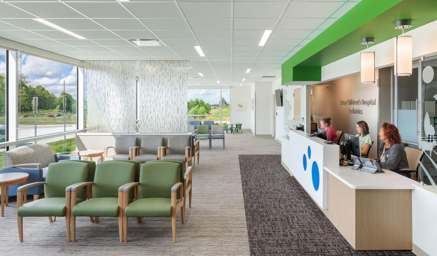 Mansfield Health Center Akron Children's Hospital