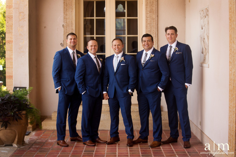 Very dapper groomsmen ready for the night! // Photo by Andrea Murphy // http://www.amurphyphoto.com/