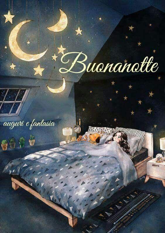 Pin Di Assunta Formicola Su Buonanotte Buonanotte Sogni D