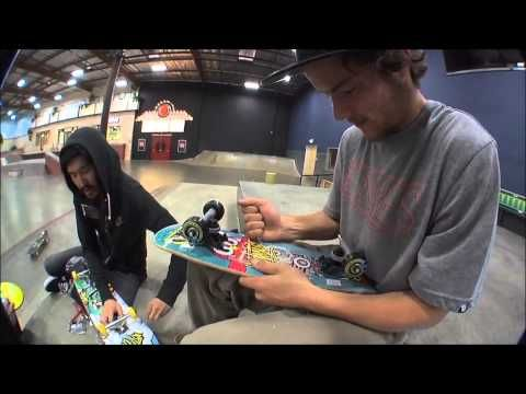 Even Pros Can't Do Anything With Walmart Skateboards
