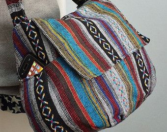 Hippie messenger Bag Nepali Hmong Camera Boho Purse Handbag MM103 ...