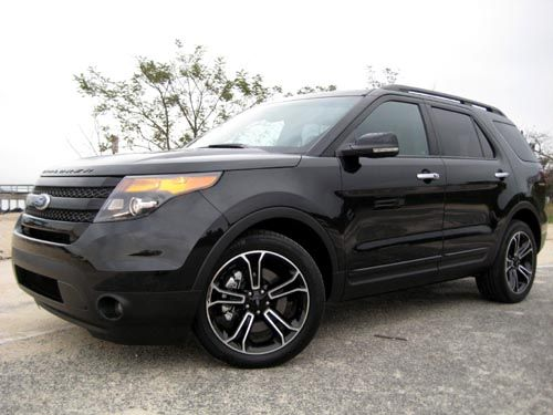 2014 ford explorer 24 rims 2011 ford explorer by galpin auto sports another explorer concept explorer wheel ideas pinterest - Ford Explorer 2012 Black