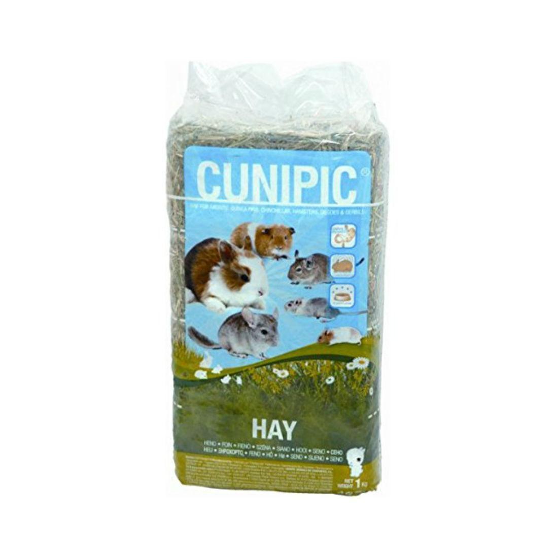Cunipic Heno Fibra para roedores 1 kg – Novedades y Ofertas