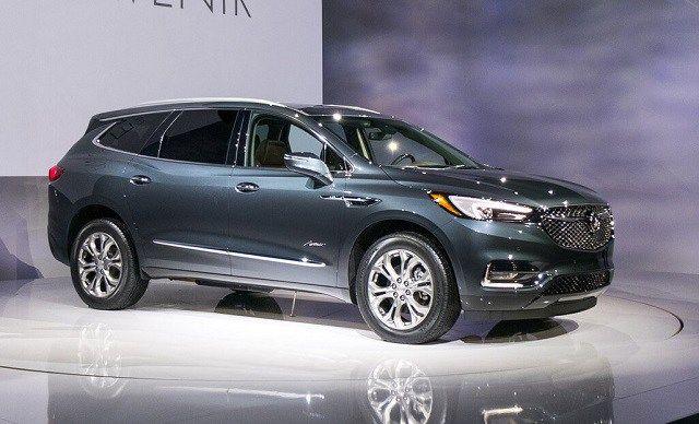 2019 Buick Enclave Avenir Specs Buick Enclave Buick Safest Suv