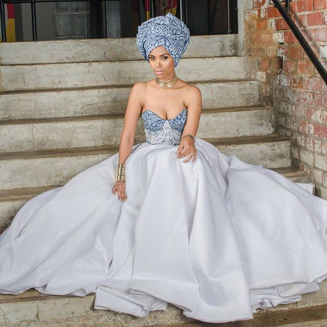 Stunning Spin On Tradition Lost For Words By Tn Collectiv Photography Accordingtojerri Make Up Phumlamab Accessories Ntozi Wedding In 2018