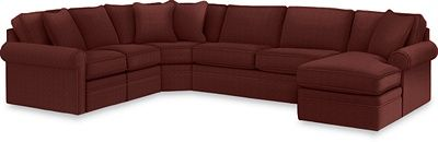 Collins At Lazy Boy Excellent Reviews Sectional Couch Pull Out Sleeper Sofa