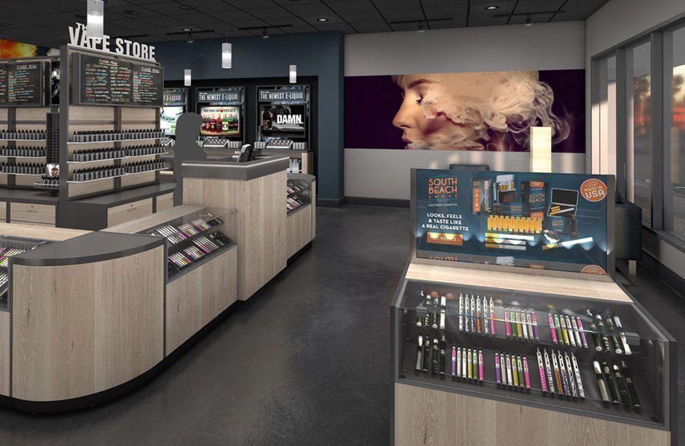 Vape store fixtures vapor store displays vaporstore (With