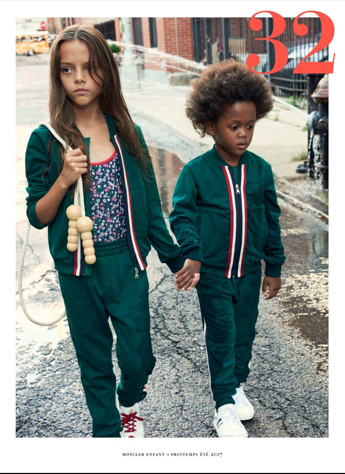 moncler children