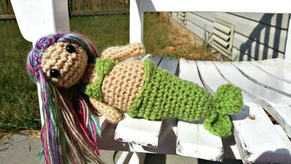 Breaana  Hippy Mermaid by paigebriana on Etsy