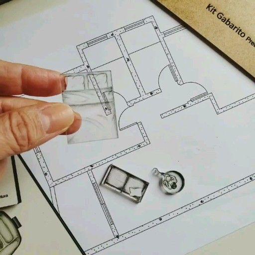Kit para Arquiteto, Designer de Interiores e Engenheiro Civil