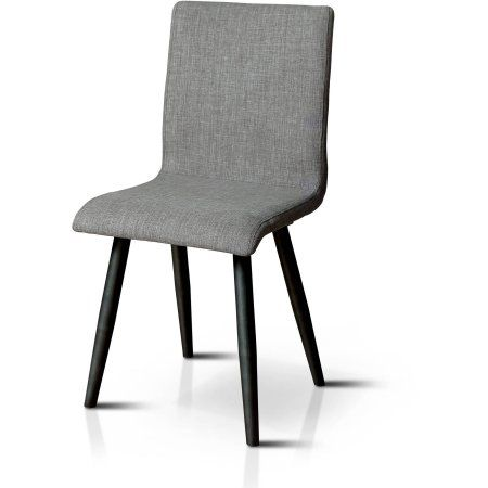 Home Fabric Dining Chairs Dining Chairs Gray Dining Chairs