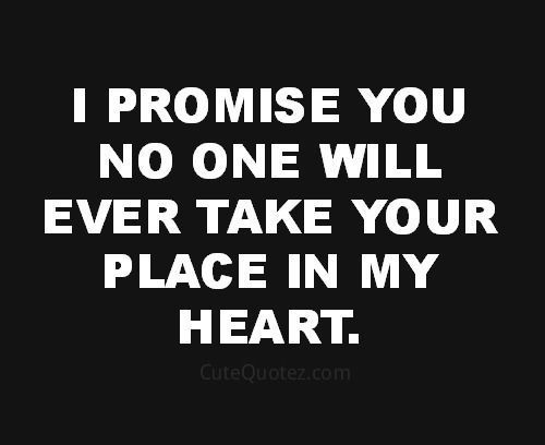 Soulmate Quotes :You will always have ur place in my heart.. You always have..