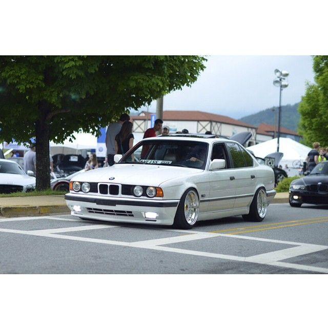 Bmw E34 Bbs Fatlace Bmw E34 Bmw 525 Bmw E38