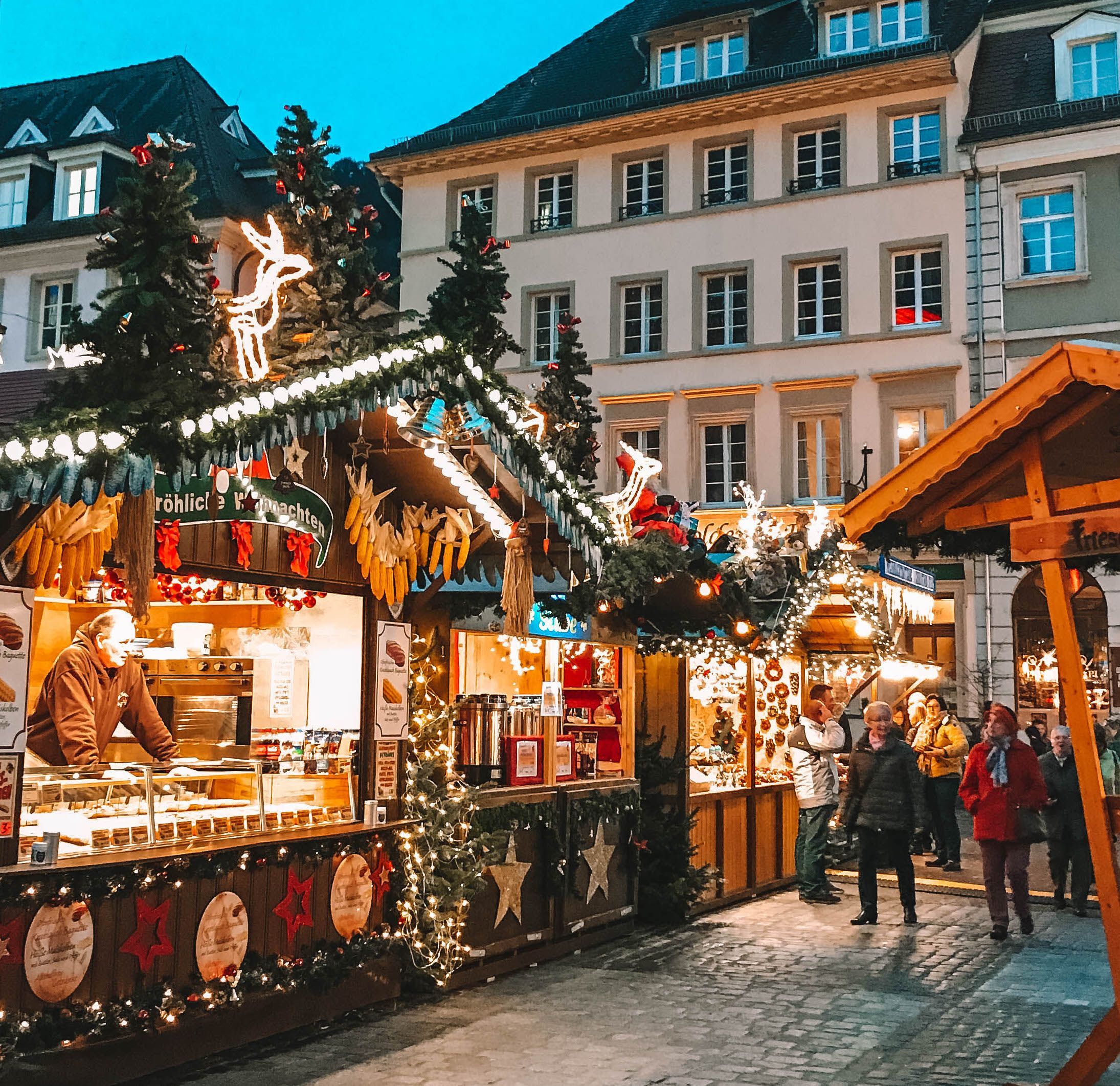 Ultimate Guide to Heidelberg Christmas Market Christmas