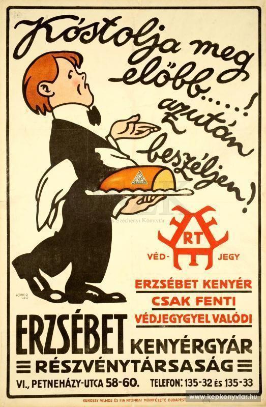 Kober Leo - Kóstolja meg előbb ...! azután beszéljen! , 1945