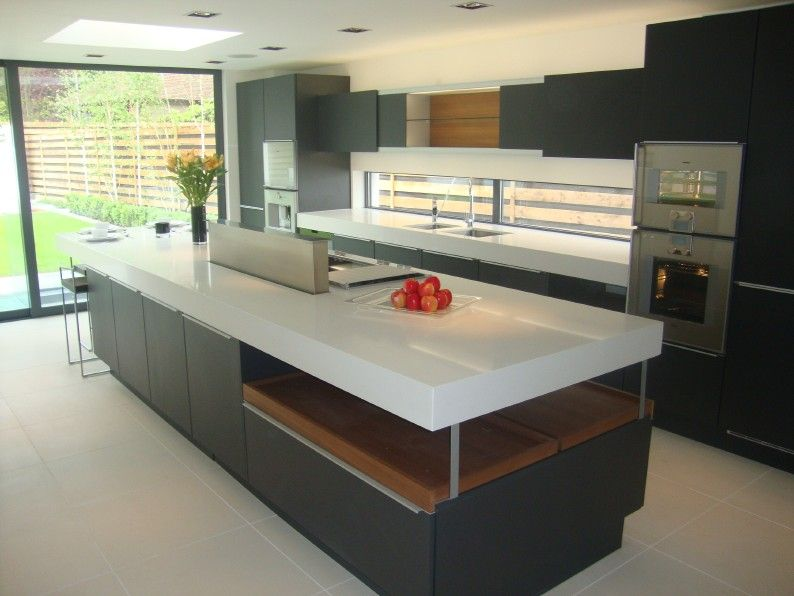 marvelous Poggenpohl Kitchens Prices #9: 1000+ images about Cocinas - Cucine - Kitchens on Pinterest | Modern kitchen inspiration, Modern kitchens and Search