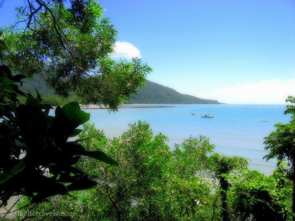 Australia a country of endless possibilities - one of Cape Tribulation's bays