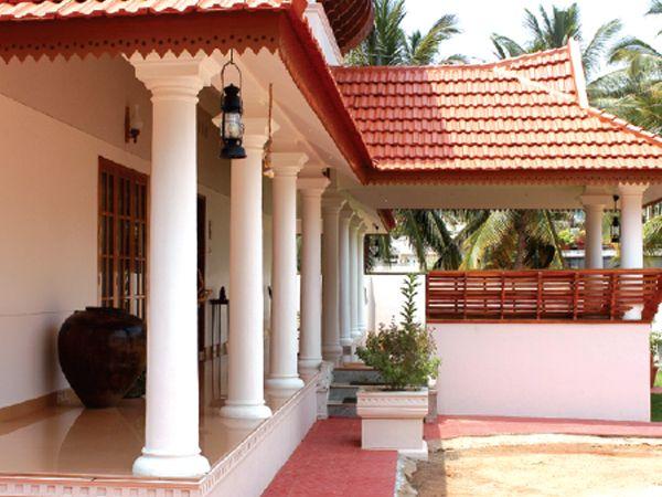 Home Structure Village House Design
