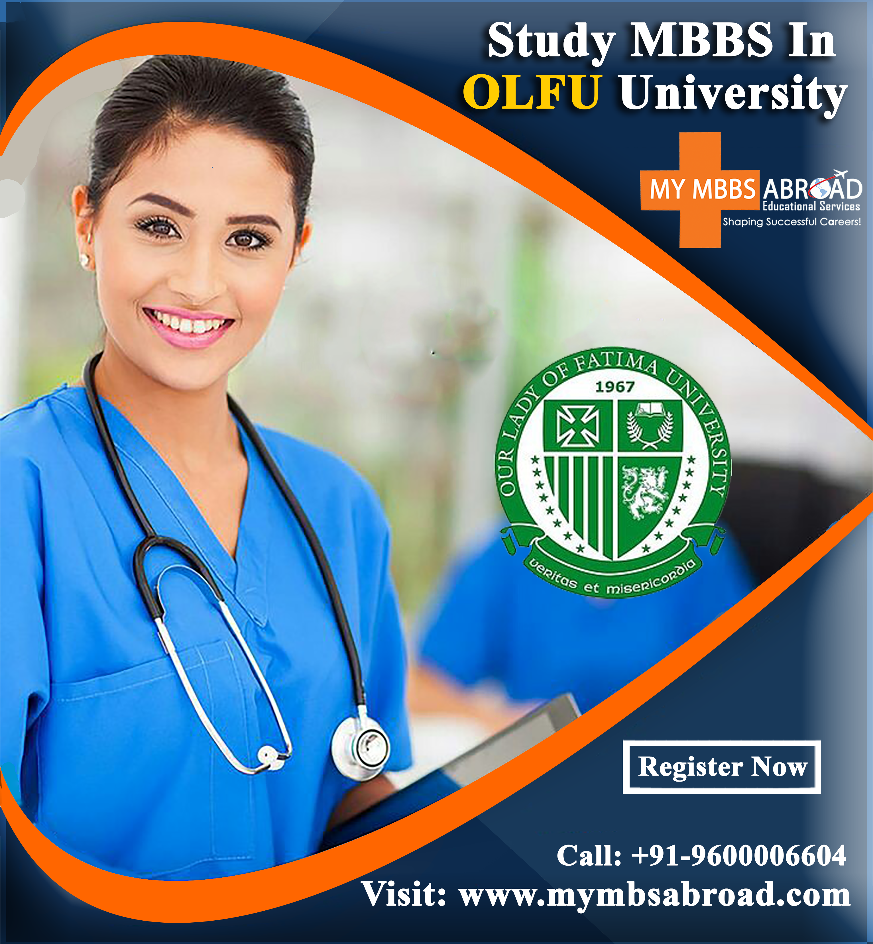 Apply Now For Mcirecognized Mbbsdegree From Ourladyoffatimauniversity Become A Doctor In Philippines Aff Education Educational Service Becoming A Doctor