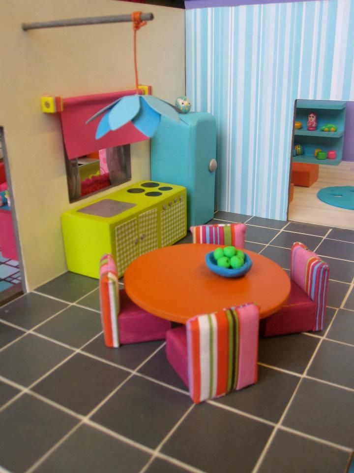 Dollhouse Furniture, Dollhouse Miniatures, Doll Clothes, Doll Houses,  Lalaloopsy, Fun Diy, Mad, Barbie, Miniatures