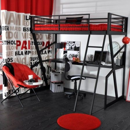 chambre ado gar on ikea recherche google chambre enzo. Black Bedroom Furniture Sets. Home Design Ideas