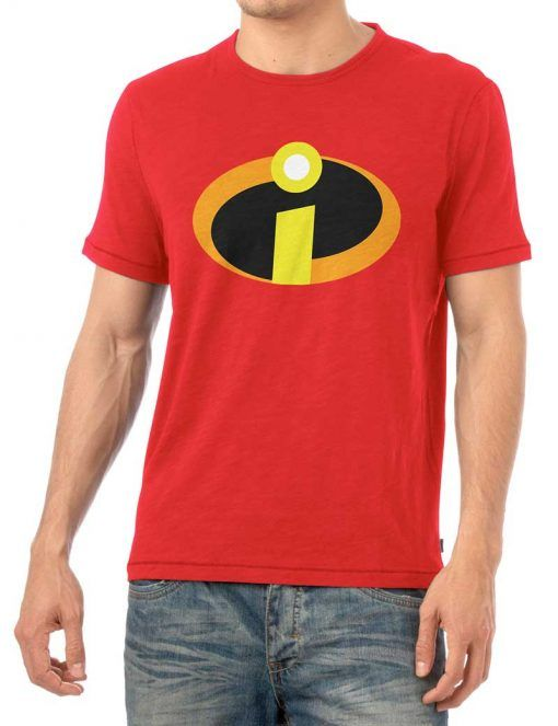 d2154b43 Mr Incredible Logo T Shirt | Disney Dreaming | Shirts, Incredibles ...