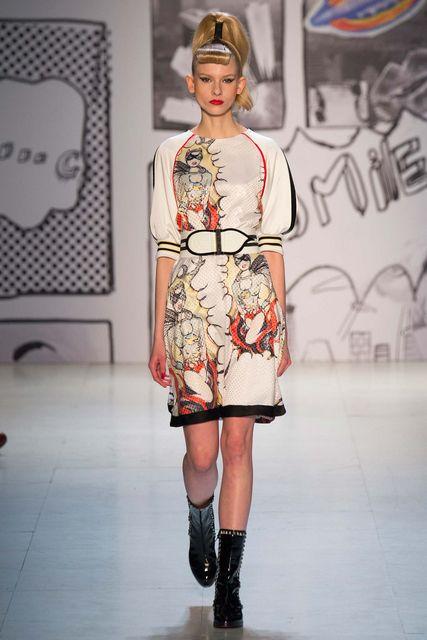 Tsumori Chisato, Look #9